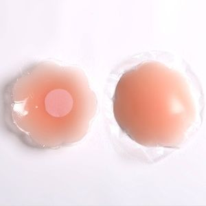 Other - Nude Colored 2 Sets Reusable Petal Silicon Pasties